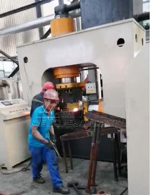 框架式热锻成型油压机